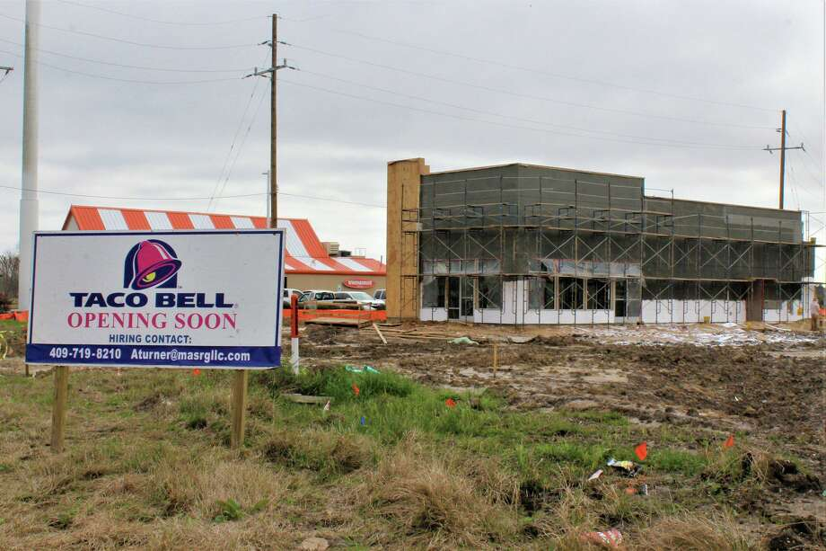 Orange has permitted a new Taco Bell near the I-10 exit on Texas 62. Photo: Courtesy Of City Of Orange / Courtesy Of City Of Orange