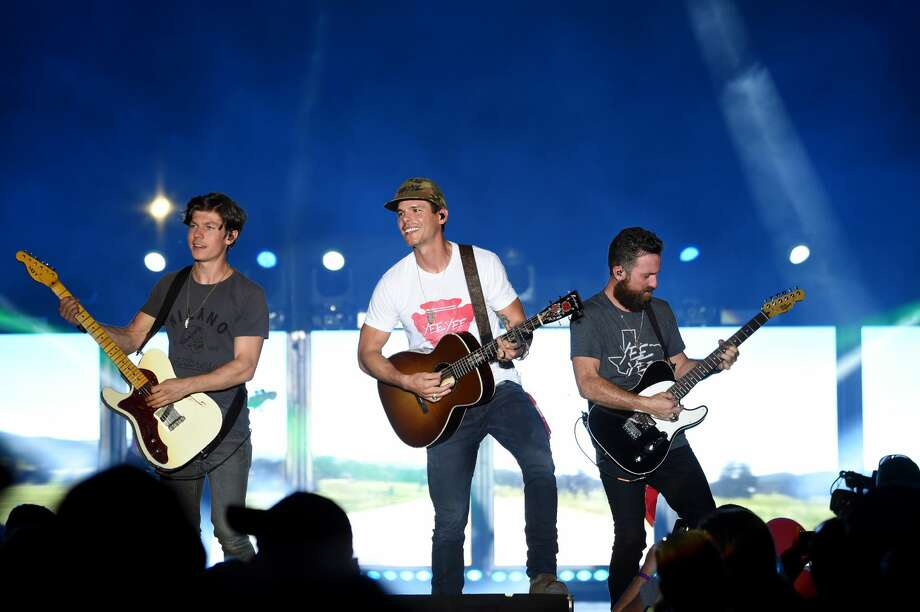 The country stage will bring in Granger Smith featuring Earl Dibbles Jr., Reckless Kelly and Trey Gonzalez on April 17, the first day of the two-day festival, according to San Antonio radio station Y100. Photo: Getty Images  / 2019 Stephen J. Cohen