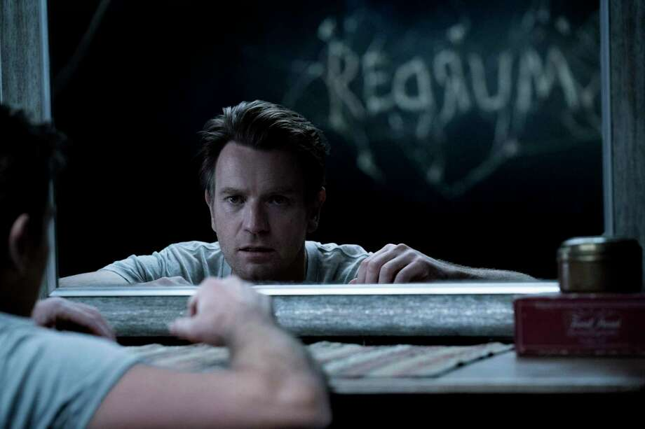 "This image released by Warner Bros. Pictures shows Ewan McGregor in a scene from ""Doctor Sleep."" (Warner Bros. Pictures via AP) Photo: Jessica Miglio, HONS / Associated Press / © 2019 Warner Bros. Entertainment Inc. All Rights Reserved"
