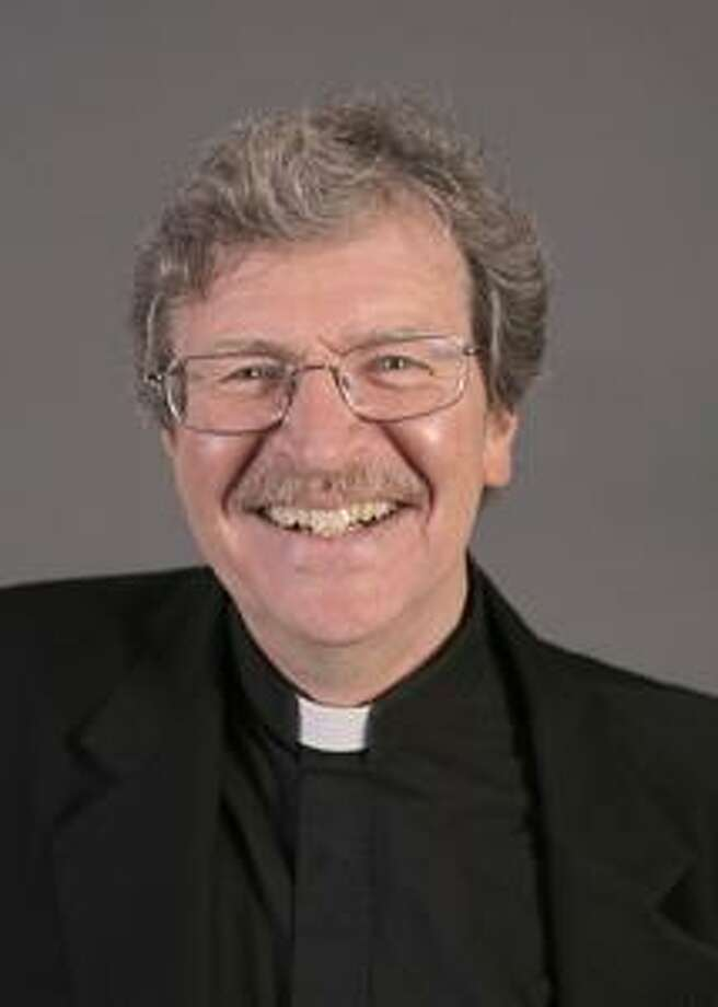 """The Rev. William Clark, S.J., will lecture on """"Going to Church: Can Catholic Parishes Rise Again?"""" at Fairfield University Feb. 19. Photo: Fairfield University / Contributed Photo"""