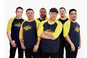 Houston-based Tejano group Negami