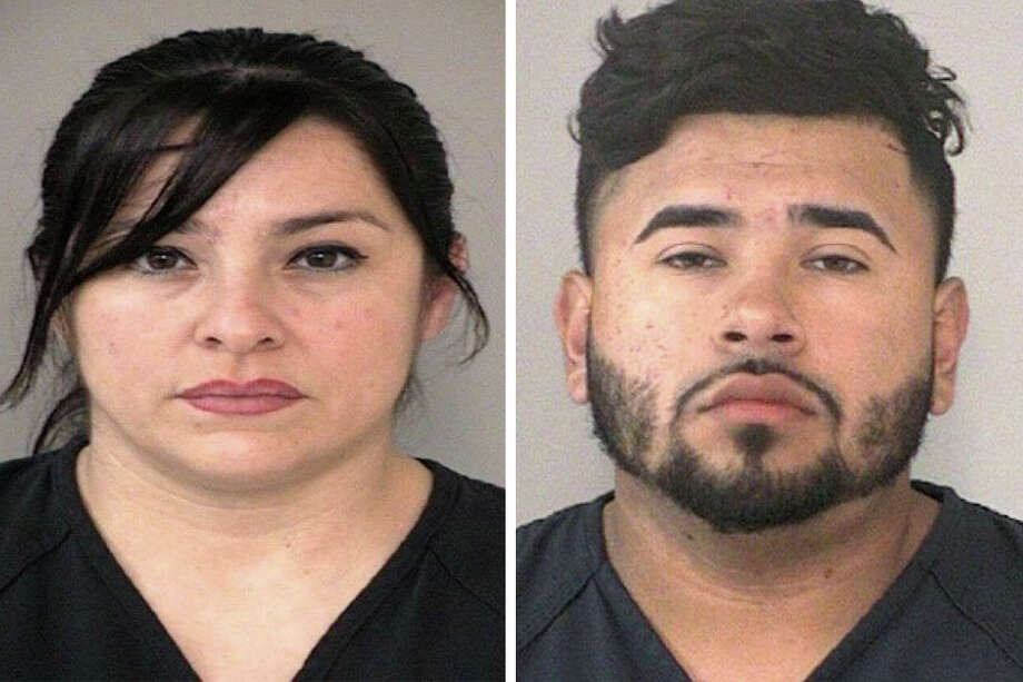 Edith Melendez, left, has been charged with the misdemeanor offenses of serving alcohol to a minor and overserving an intoxicated person. Lee Cruz Trevino Jr., right, has been charged with reckless driving and criminal negligent homicide in the death of a 17-year-old passenger. Photo: Fort Bend County District Attorney's Office