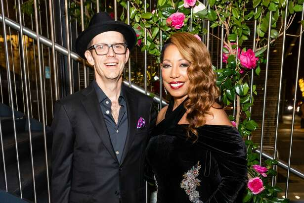 Mick Hellman and Denise Young-Wmith attend SFJAZZ Gala 2020 on January 30th 2020 at SFJAZZ Center in San Francisco, CA (Photo - Andrew Caulfield for Drew Altizer Photography)