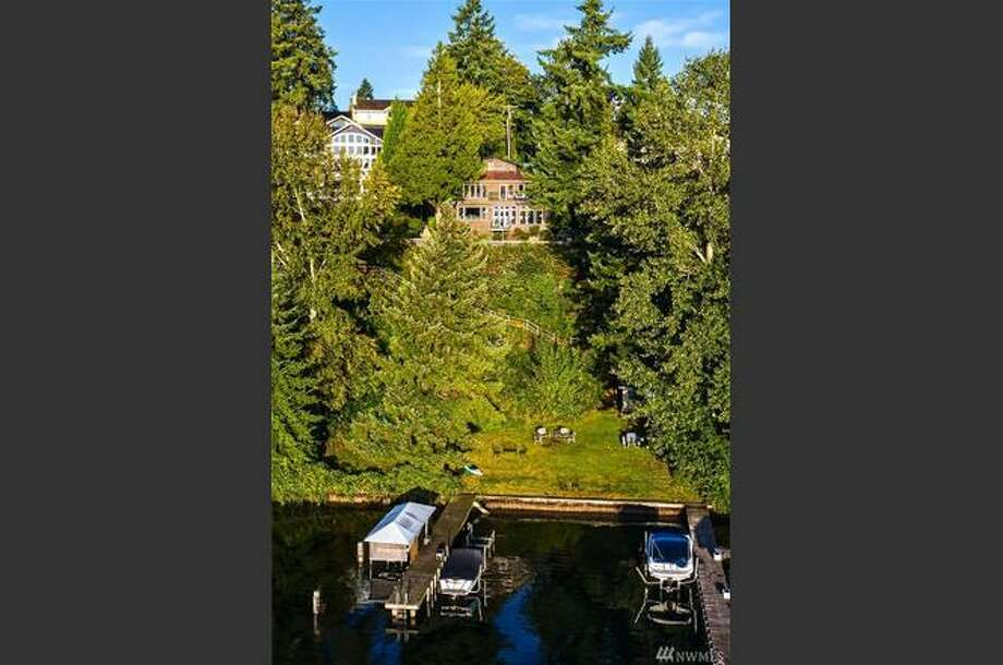 One of Mercer Island's original homes seeks a new owner, asking $2.4M Photo: Michael Walmsley