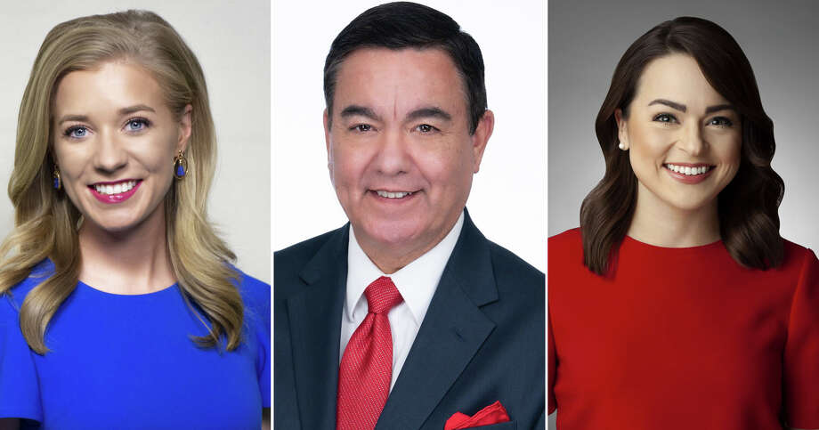Click through the slideshow to see the TV meteorologists in San Antonio Photo: Courtesy, MySA Staff