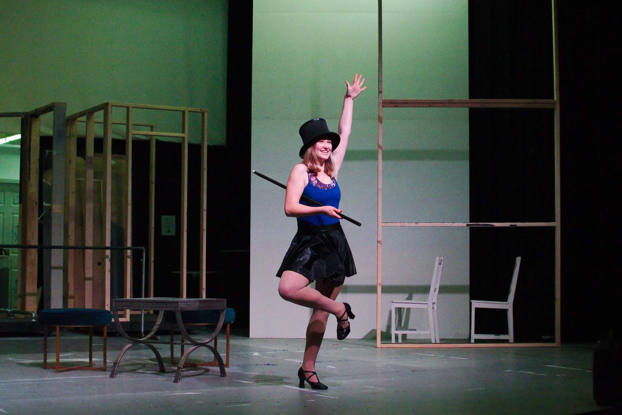 'Sweet Charity' showcases classic Broadway tunes, Fosse dance moves