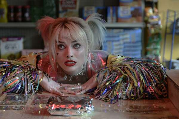 Margot Robbie in, 'Birds of Prey: And the Fantabulous Emancipation of One Harley Quinn.' (DC Entertainment/TNS)
