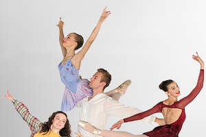 "Midland Festival Ballet's ""Iconic"" is a new show which showcases traditional ballet to more contemporary."