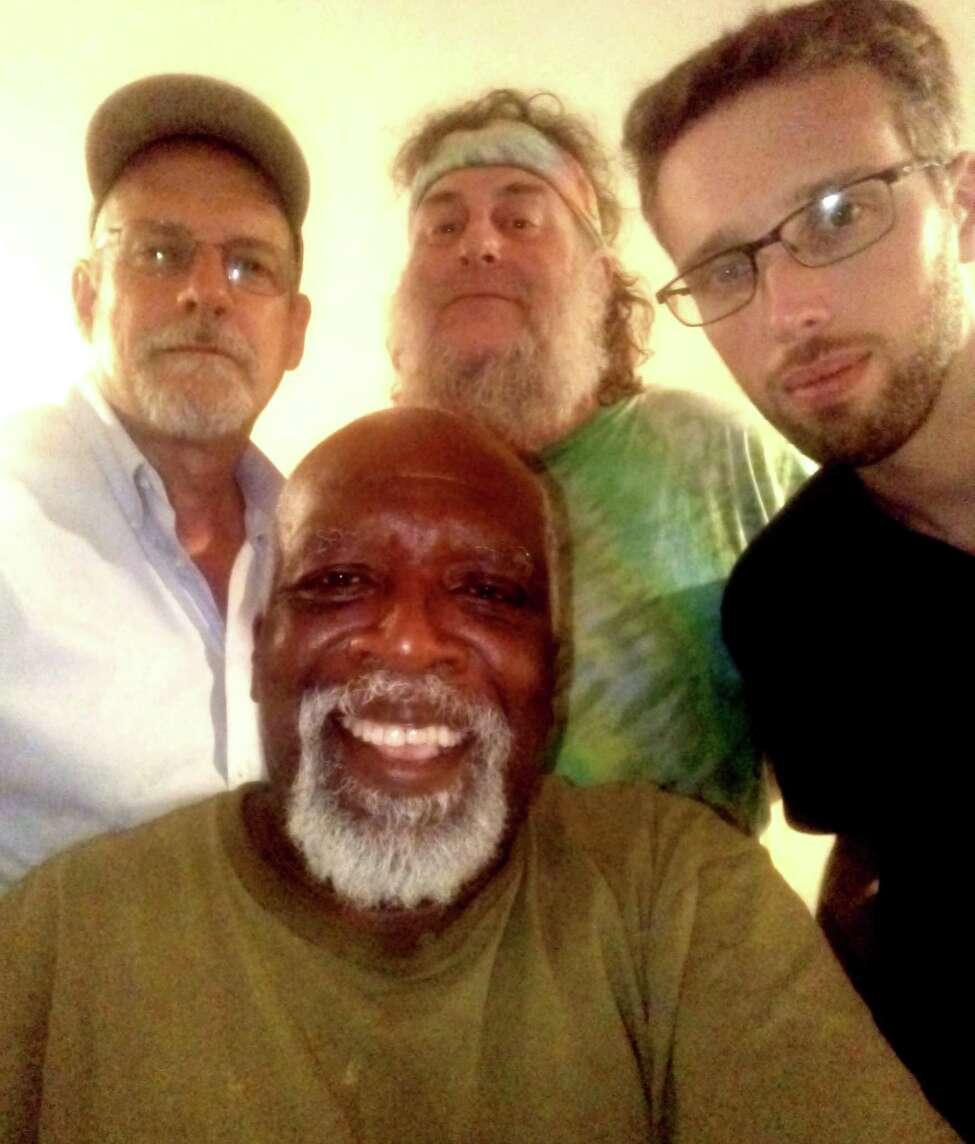 MOZZ (Maurice Rucker selfie)