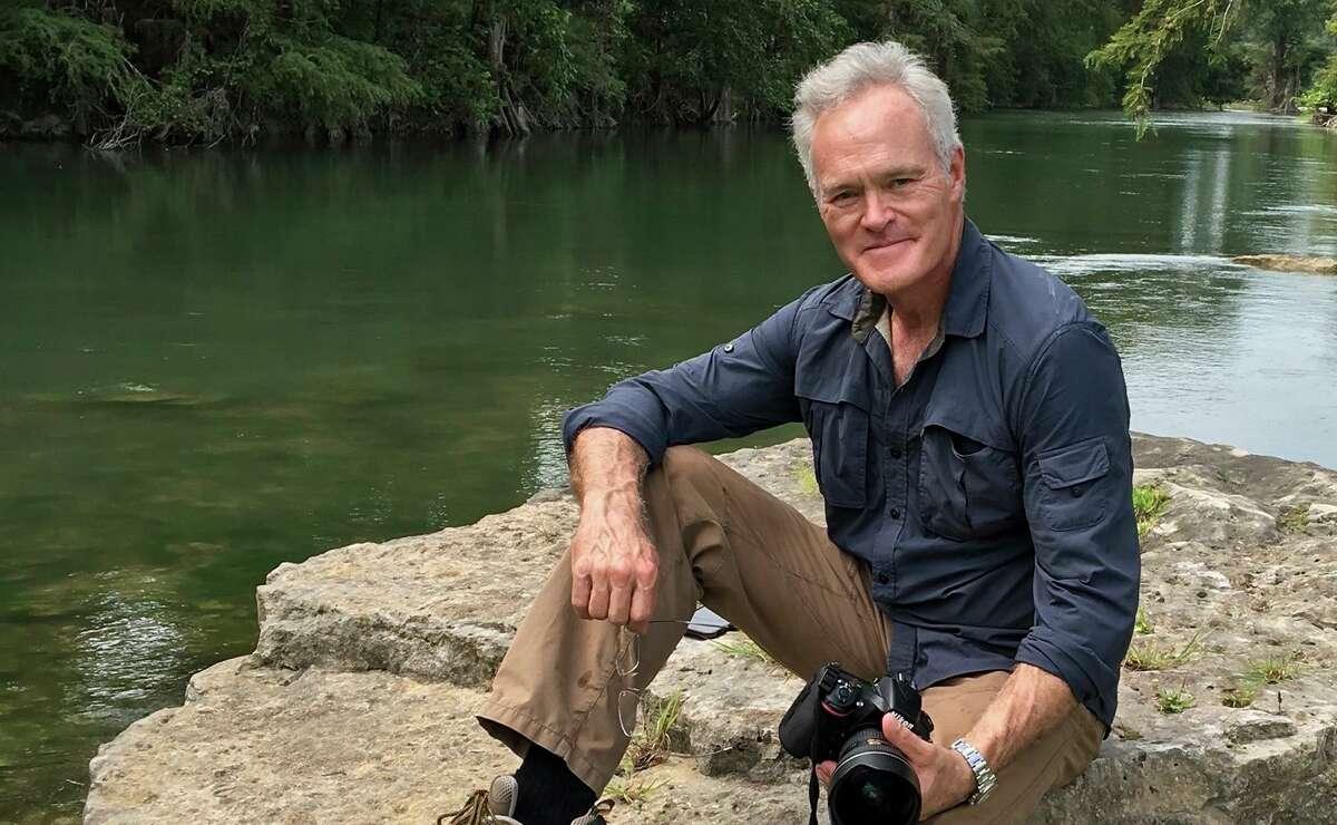 CBS newsman Scott Pelley, a San Antonio native, is taking part in the 2020 San Antonio Book Festival.