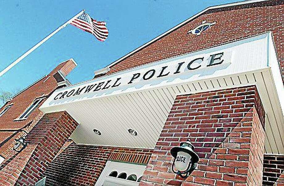 Cromwell Police headquarters. Photo: Viktoria Sundqvist / Hearst Connecticut Media File Photo