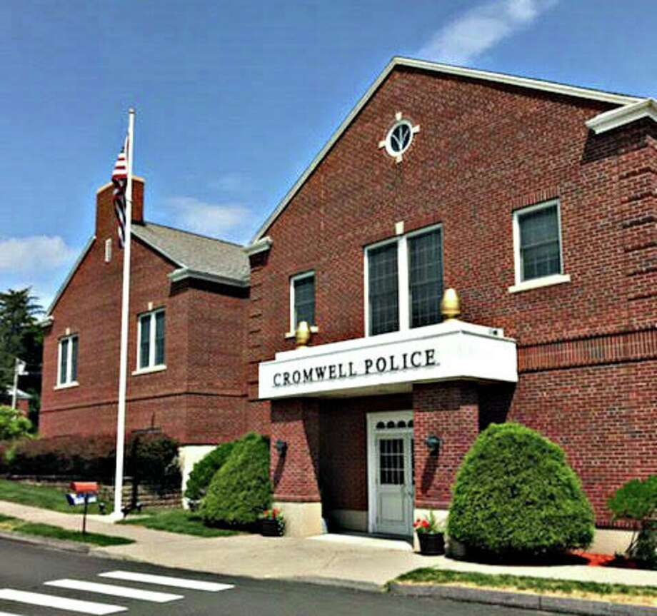Cromwell Police Department Photo: File Photo