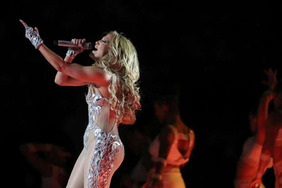 Jennifer Lopez put on a halftime show Sunday at the Super Bowl that made it official: She is the queen of the Americas. Photo: Gregory Payan /Associated Press / Copyright 2020. The Associated Press. All rights reserved.