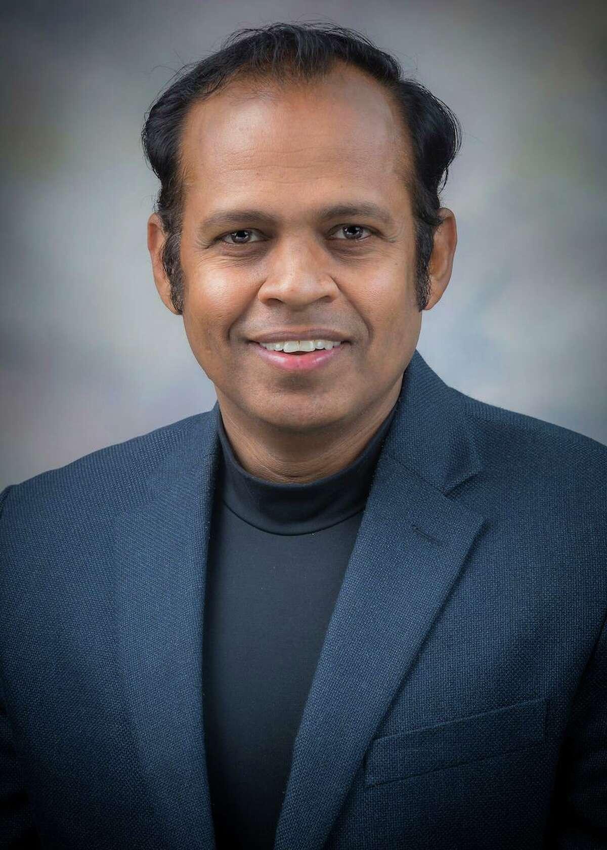 Madesh Muniswamy is a professor and researcher at UT Health San Antonio.