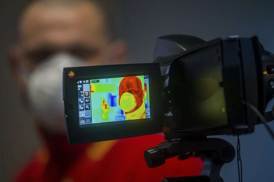 Companies' use of thermal cameras to speed return to work sparks worries about civil liberties