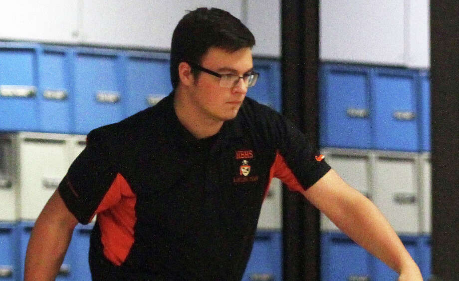 Pirates bowler Dylan Burton has qualified for the Junior Gold Championships in Vegas this summer. Photo: Tribune File Photo