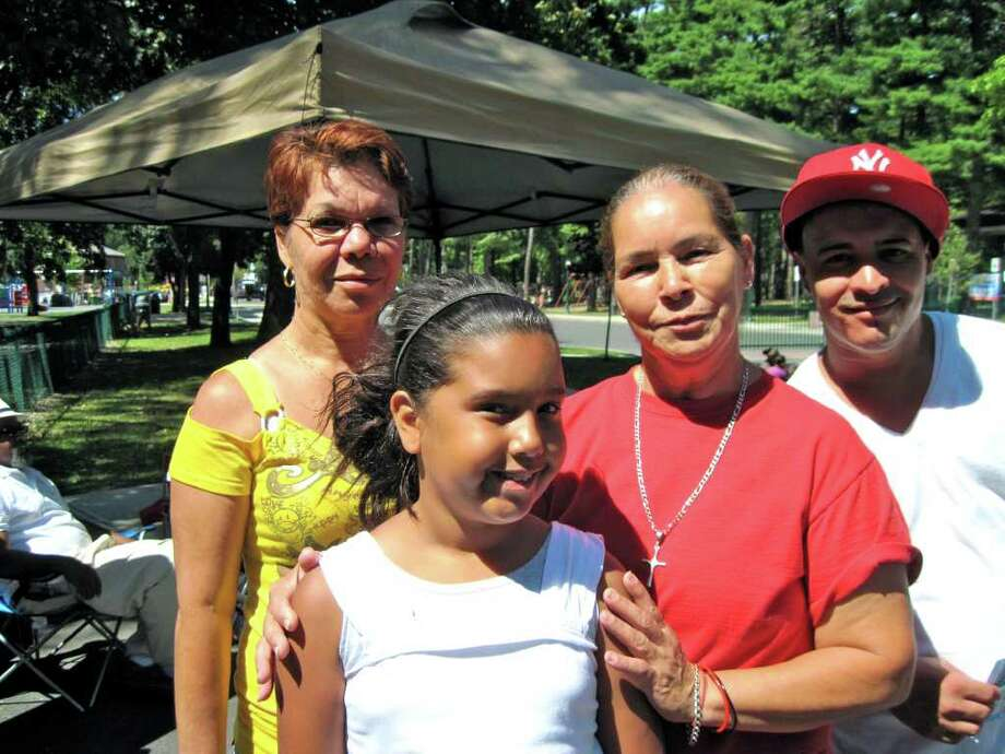 Were you seen at New York Capital Region's Eleventh Annual Caribbean Cultural Festival? Photo: Pamela Townsend