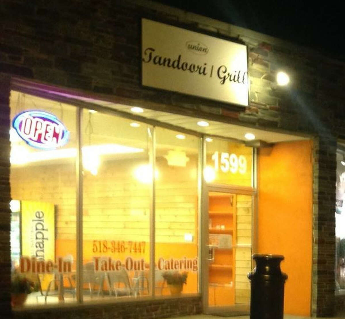 Closed: Tandoori Grill, 1599 Union St. in Schenectady. The restaurant closed in February 2020.
