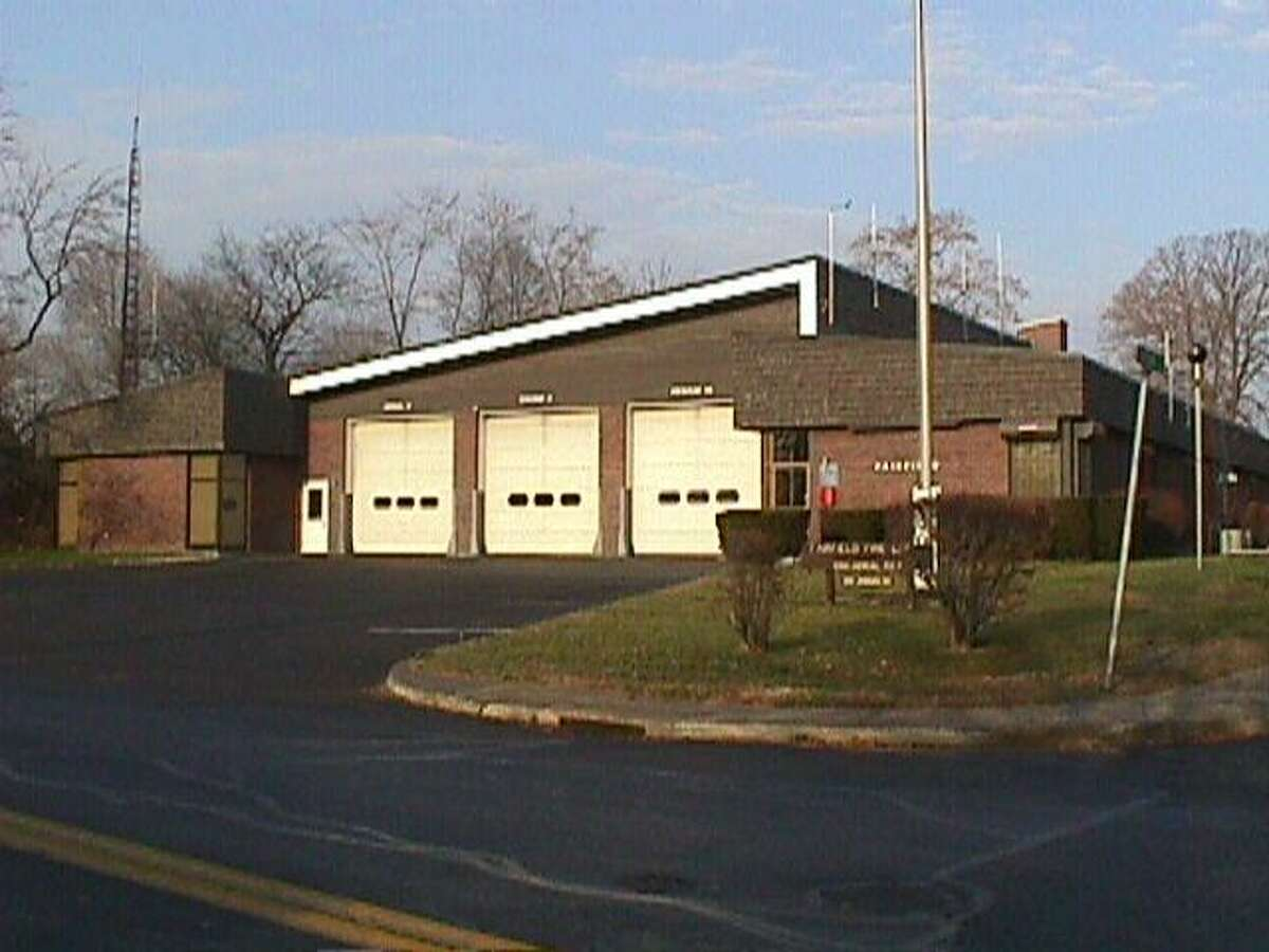 Fire Station 2 of the Fairfield Fire Department at 600 Jennings Road.