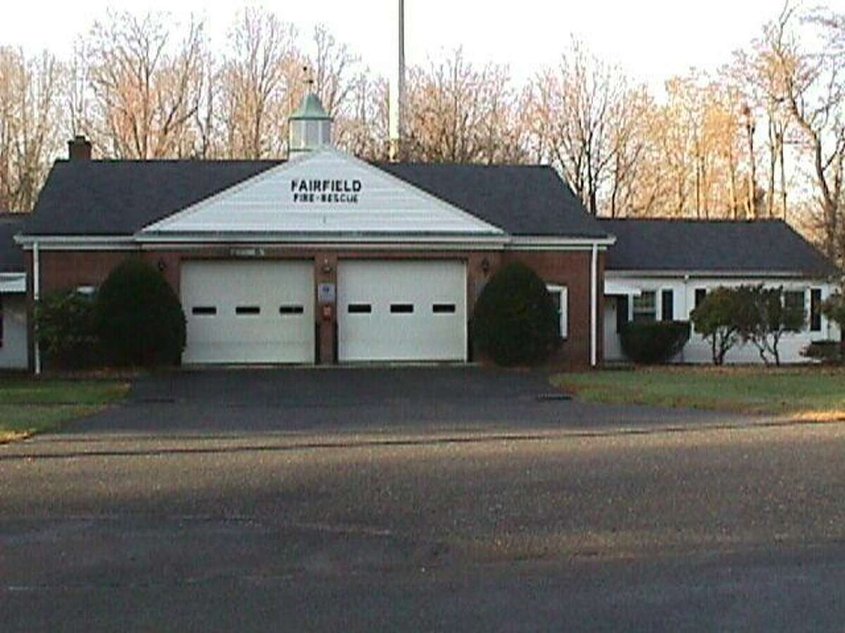 Fire Station 3 of the Fairfield Fire Department at 3965 Congress Street.