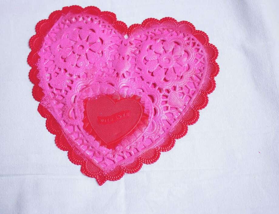 Children of all ages may drop in for Valentine crafts at Wilton Library on Feb. 9. Photo: Contributed Photo
