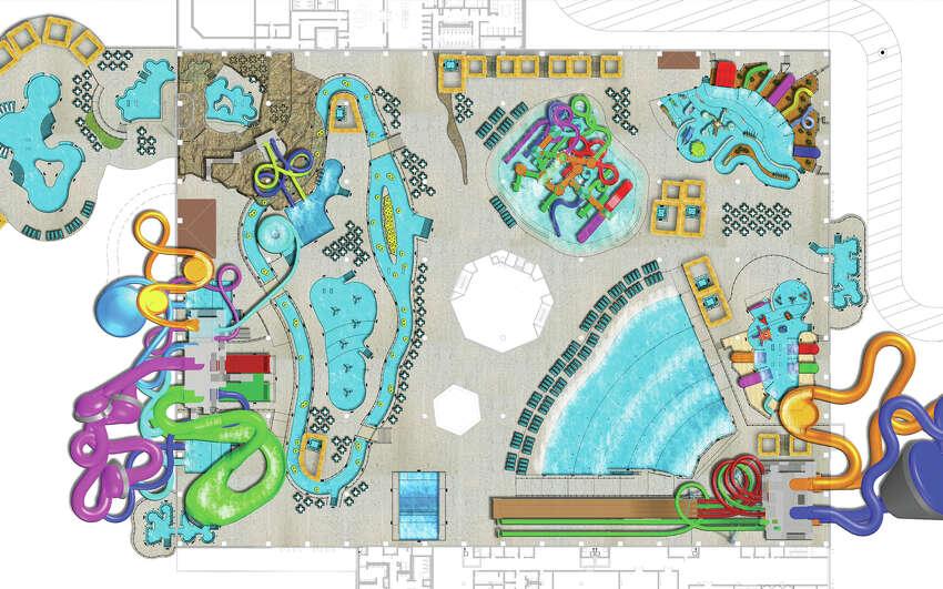 Kalahari Resorts Round Rock is expected to open in November 2020.