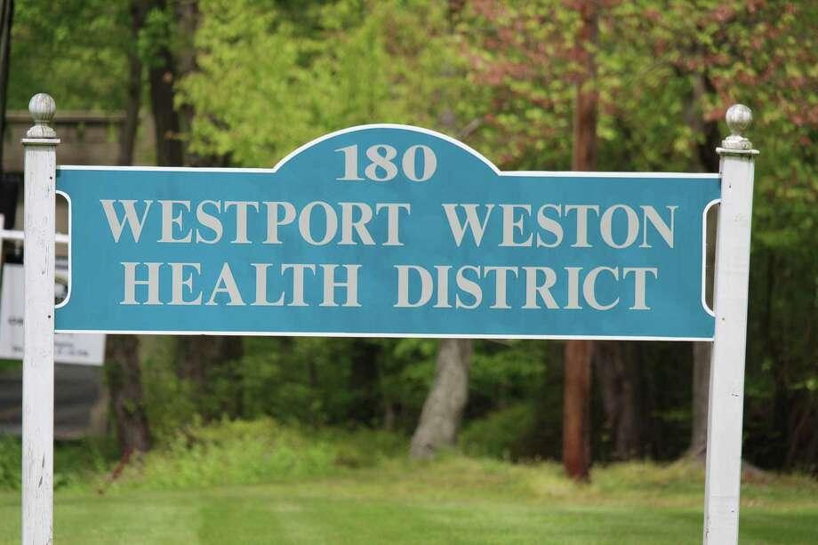 The Westport Weston Health District. Photo: Chris Marquette / Hearst Connecticut Media / Westport News