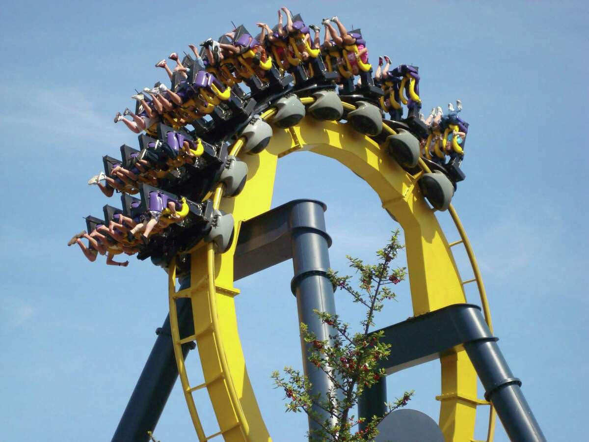 Cutline: Six Flags Over Texas now offers VIP tours.