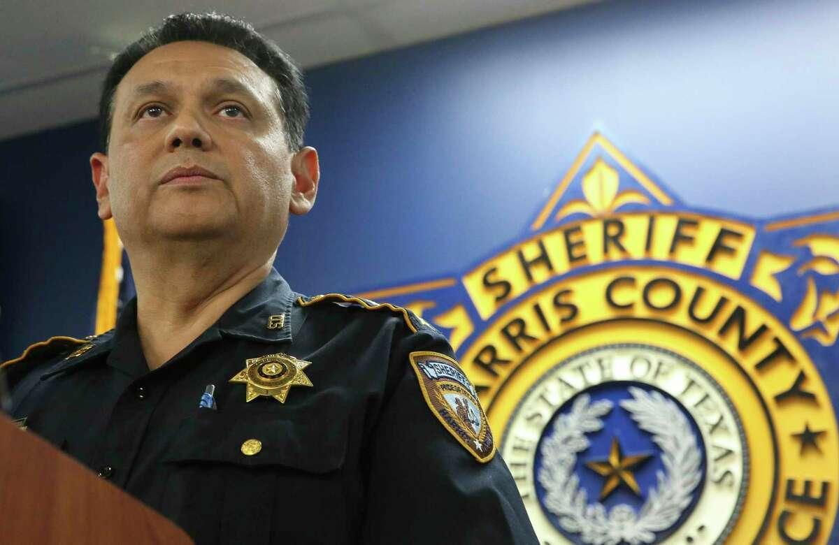 Harris County Sheriff Ed Gonzalez won a second term as Harris County Sheriff.