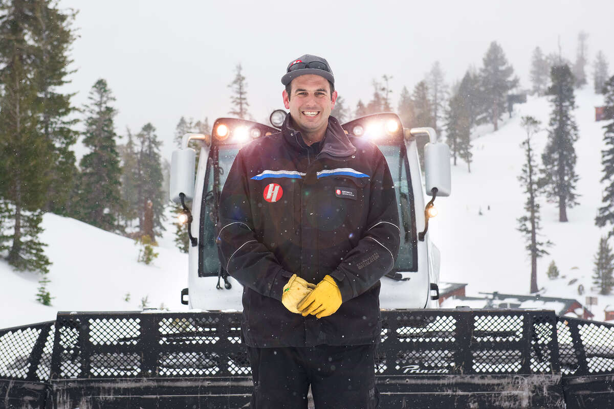 Bryan Hickmanis the senior manager of snow services for Heavenly Ski Resort and you can find him on one of Heavenly's 20 snowcats most days. He gives us a look inside on Jan. 21, 2020.