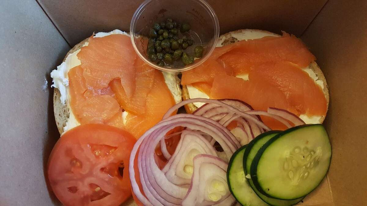 Zylberschtein'sAnother Jewish deli via owner Josh Grunig, Zylberschtein's wafts with house-made breads, bagels, cured meats, and pickles specially made by his father. The North Seattle nook serves up a mean bagel and lox platter sprinkled with rings of red onion.
