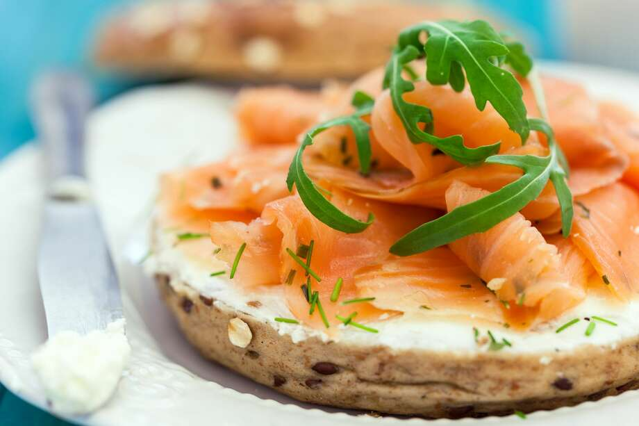 Keep clicking for all the hot spots around Seattle to celebrate National Bagels and Lox Day. Photo: Kajakiki/Getty Images / kajakiki