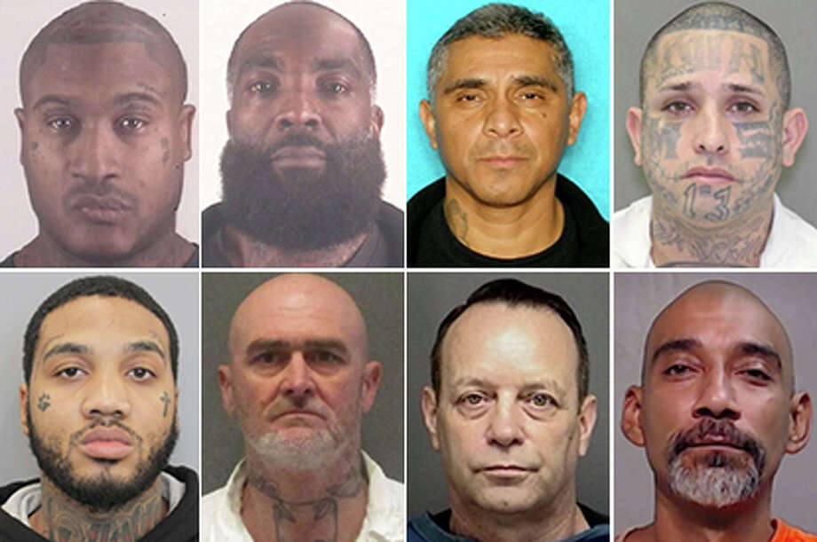The Texas Department of Public Safety captured 27 fugitives from the Texas 10 Most Wanted list in 2019. Photo: Courtesy