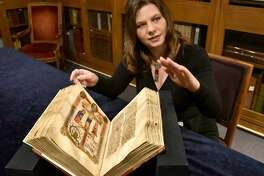 Lynley Herbert, Curator of Rare Books and Manuscripts at the Walters Art Museum, discusses a legendary item in their collection, the St. Francis Missal from Italy, circa 1200, which is once again accessible after the museum undertook a two-year conservation project.