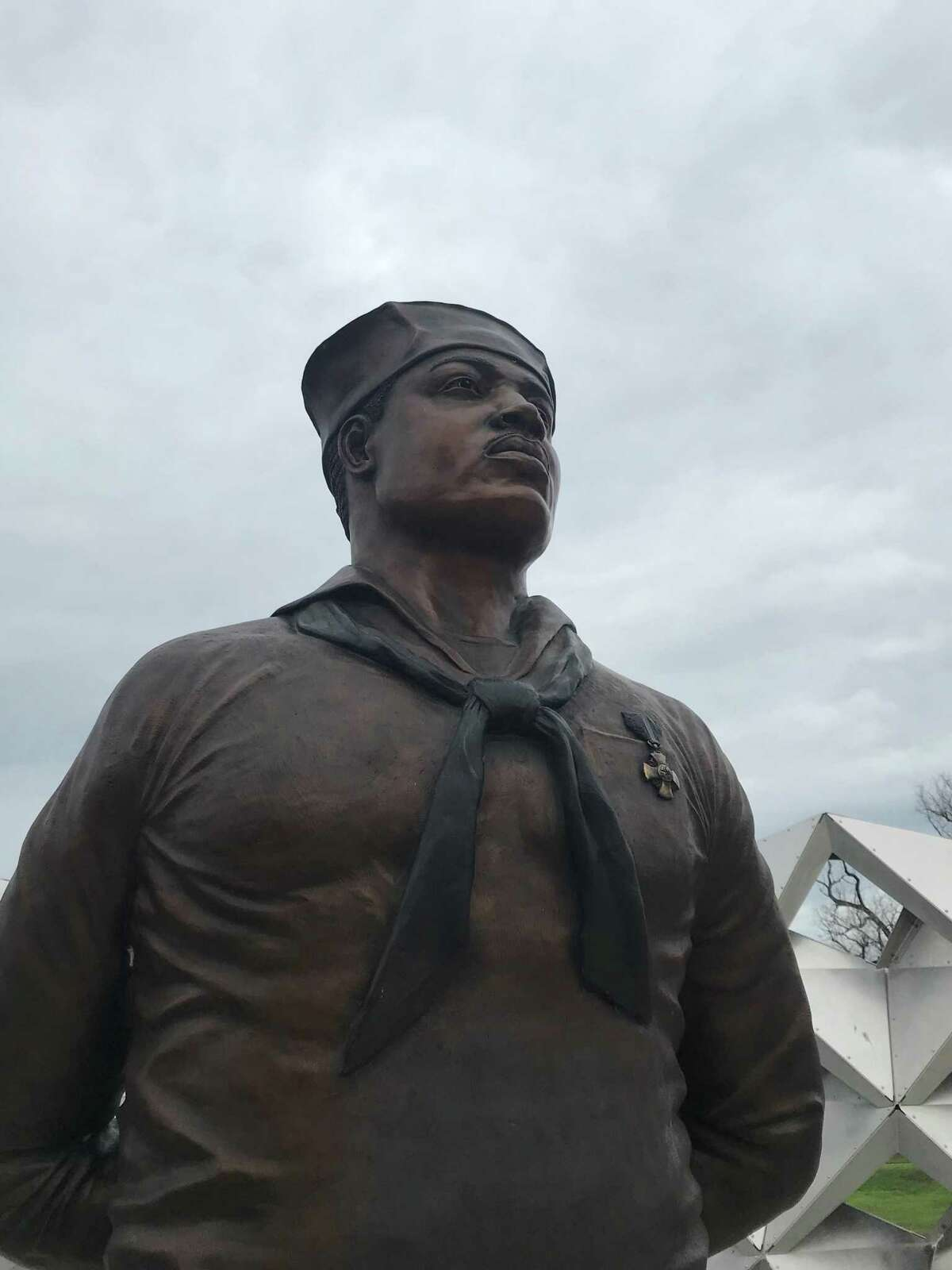 The non-profit Cultural Arts of Waco is working to raise the final $23,000 to complete the Doris Miller Memorial for a Memorial Day weekend celebration.