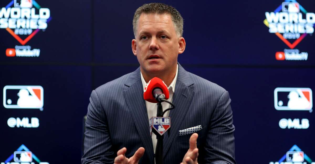 Former Astros manager A.J. Hinch's interview with MLB Network was his first since being suspended and fired in the wake of the team's electronic sign-stealing scandal.