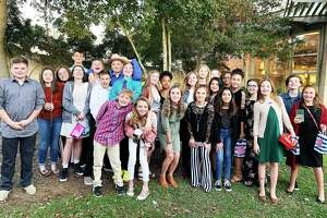 """Twenty-seven Liberty Middle School students competed at Solo and Ensemble contest at Vidor Middle School recently and 21 of them came home with the highest rating—a First Division. Students garnering the awards included Ethan Tulley, Shayleigh Myers, Maeghan Alsup, Daniel """"D.J."""" Frazier, Nova Ritchey, Daxton Frazier, Derrick Bennett, Kaden Kreuzer, Pearce Richardson, Thomas Colburn, Abbygail Colburn, Kirsten Erskins, Vinnisha Harris, Zoey Howard, Piper Hall, Abigail Vickers, Autumn Fielder, Kaylee Lopez, Emily Gwin, Madori Broussard, Alexandra Becerra, Raelea Putnam, Samantha Molina, Madeleine Szalay, Bailey Bendele, and Alyssa Taylor."""