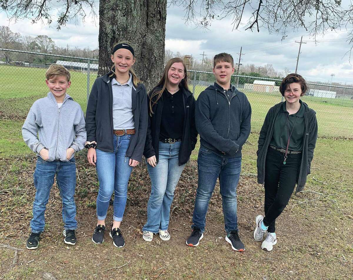 Solo students who earned Outstanding Performer awards were Thomas Colburn, Abigail Vickers, Kirsten Erskins, Daxton Frazier, Bailey Bendele, and not pictured was Pearce Richardson.
