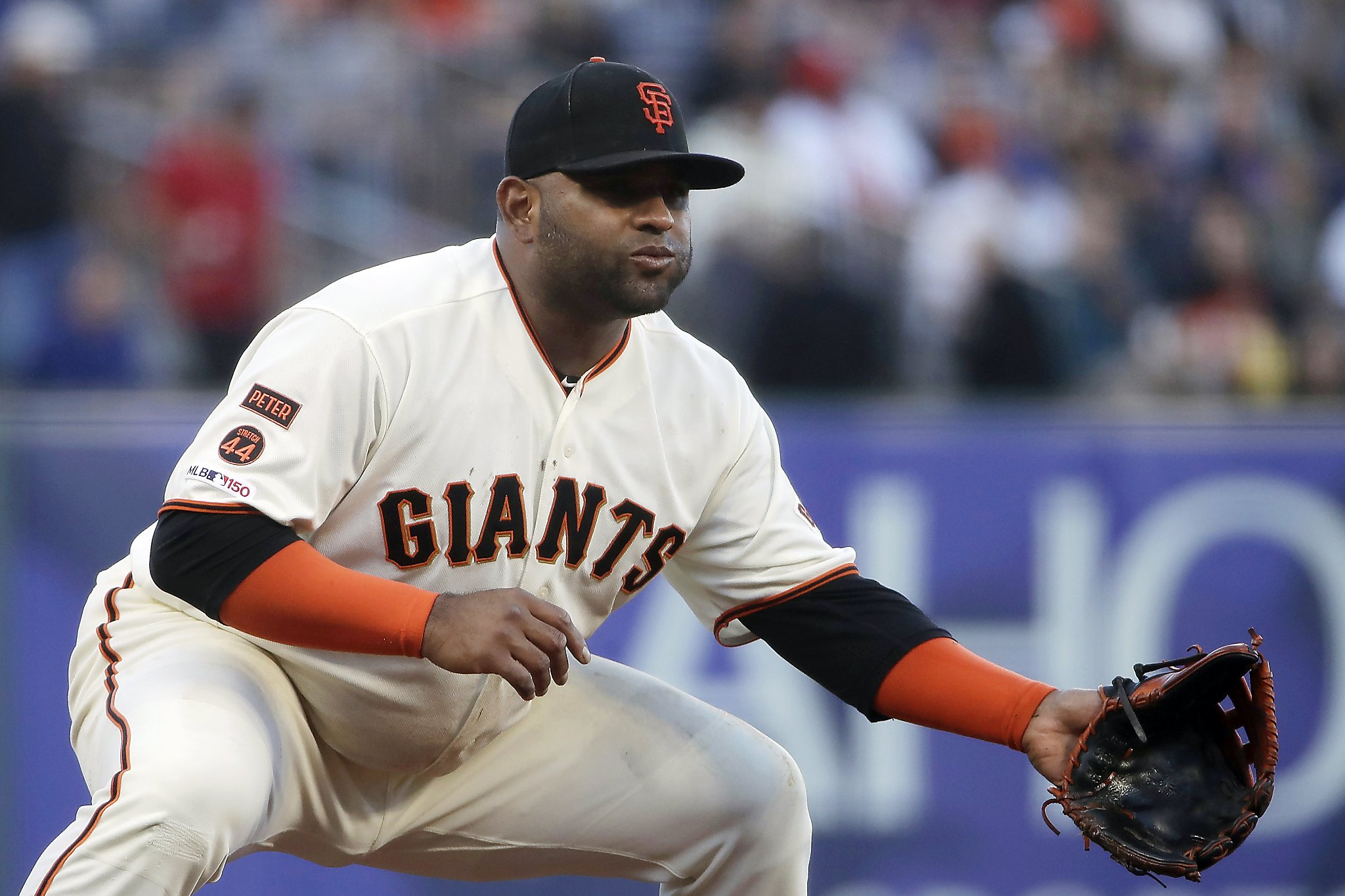 Pablo Sandoval on Giants return: 'I didn't want to make the same mistake'