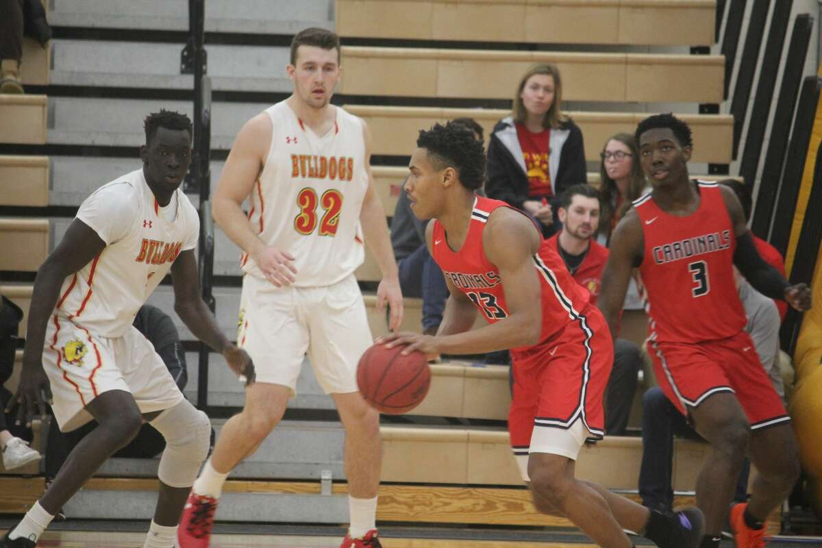 It was all Ferris State in an 84-65 men's basketball win on Thursday over Saginaw Valley.