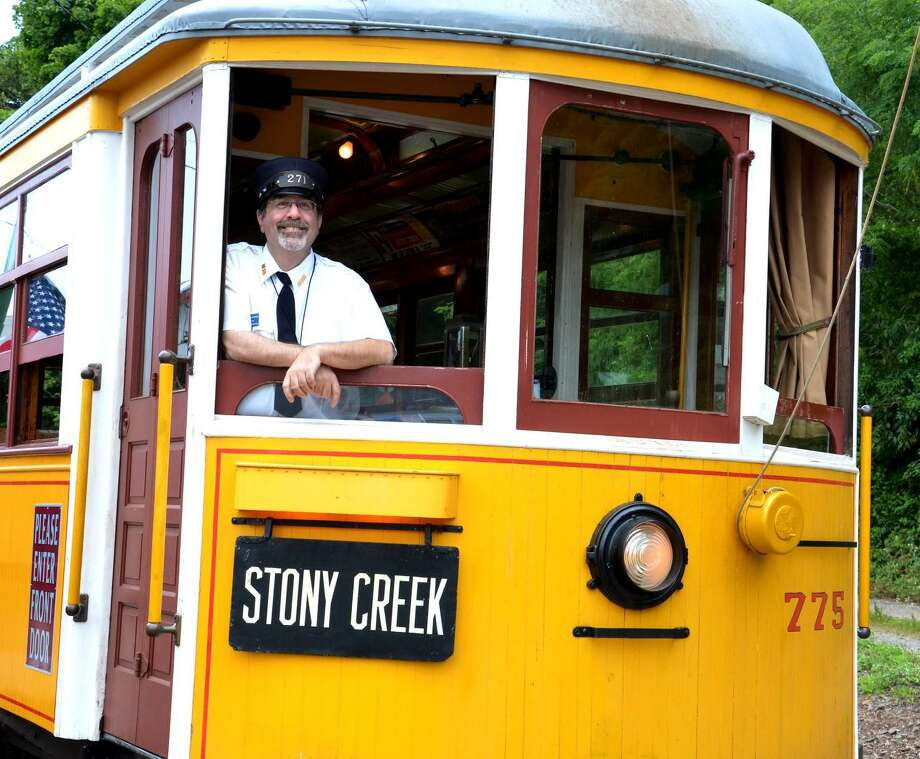 The Shore Line Trolley Museum in East Haven will offer its annual trolley operator training course beginning Saturday, Feb. 29, 2020.For more information, call 203-467-6927 or email info@shorelinetrolley.org. Photo: Shoreline Trolley Museum