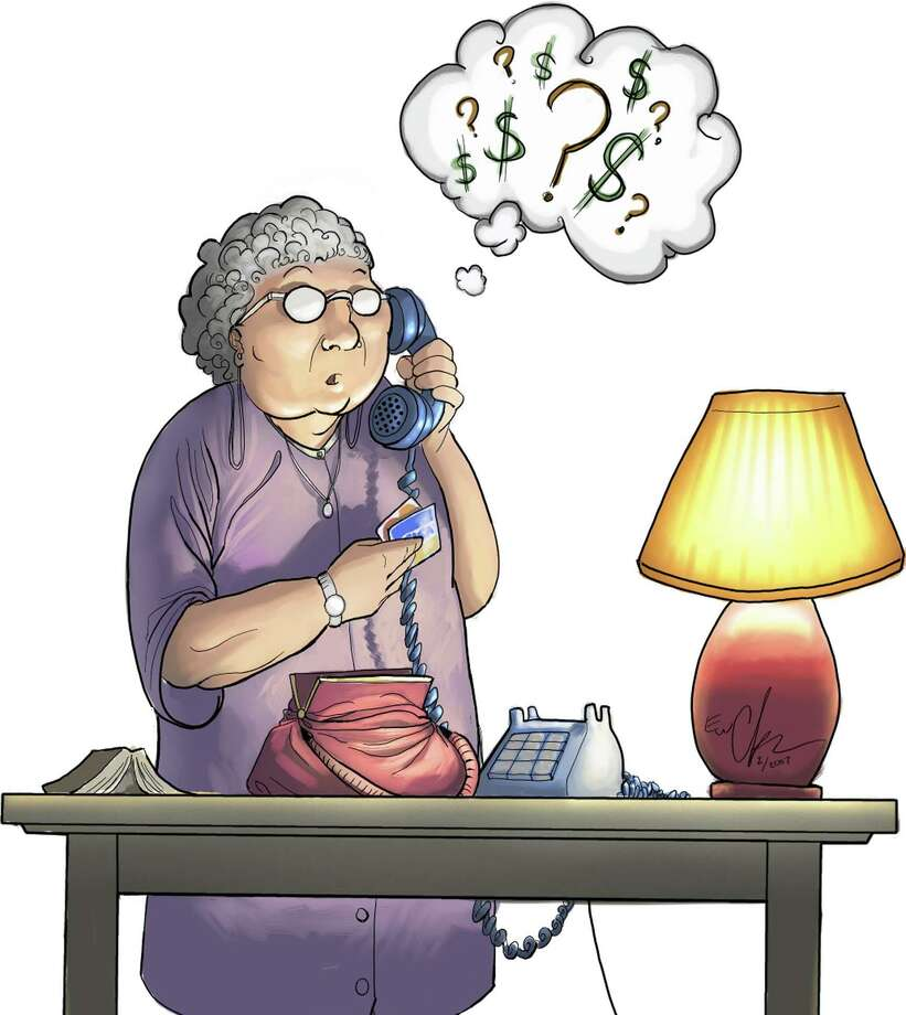 Monroe police are warning residents of a group of scams that largely target the elderly. Photo: Chapman / MCT / Bradenton Herald