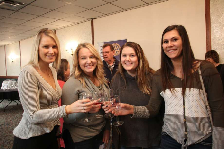 The Rotary Club of Bad Axe invites several vendors to the Franklin Inn for wine and beer tasting. Photo: Sara Eisinger/Huron Daily Tribune