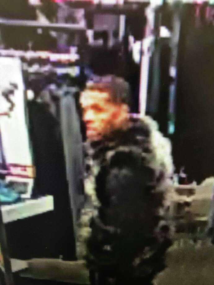 Norwalk Police are looking for a man suspected of stealing jewelry from a local Kohl's Department Store Jan. 27, 2020. Photo: Norwalk Police Department