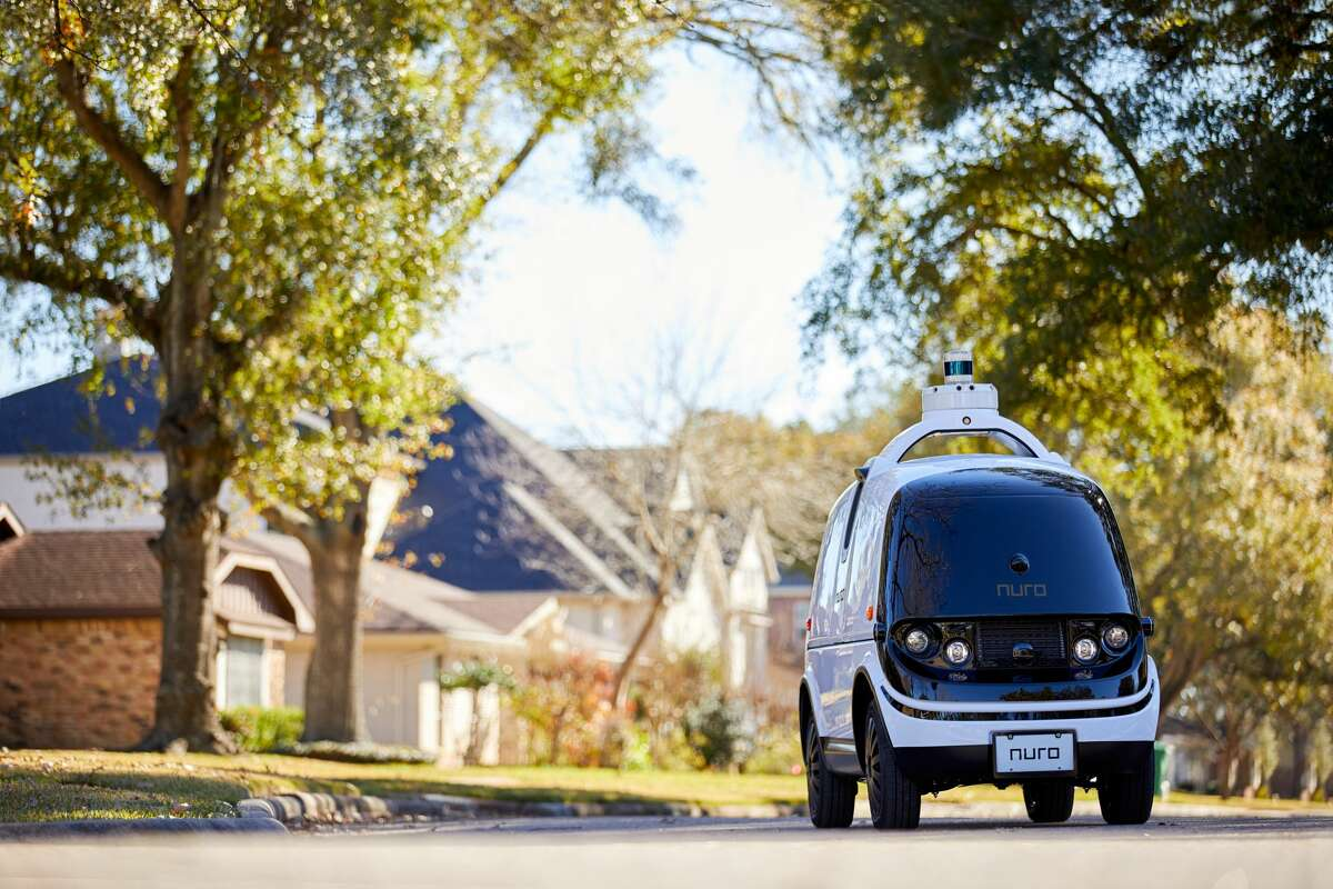 Nuro, a San Francisco technology company, is planning to deploy its next generation autonomous delivery vehicles in Houston after after receiving federal approval.