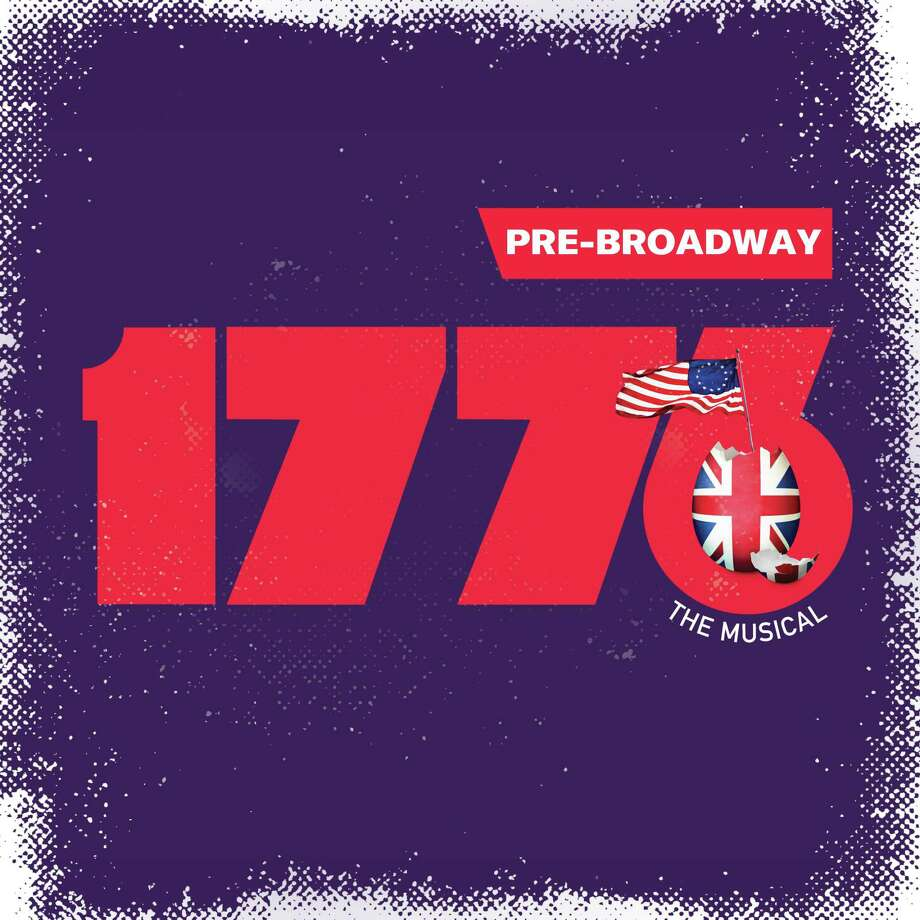 Theatre Under the Stars opens its new season in September with a pre-Broadway revival of 1776, just in time for the Presidential election Photo: Art Courtesy Theatre Under The Stars
