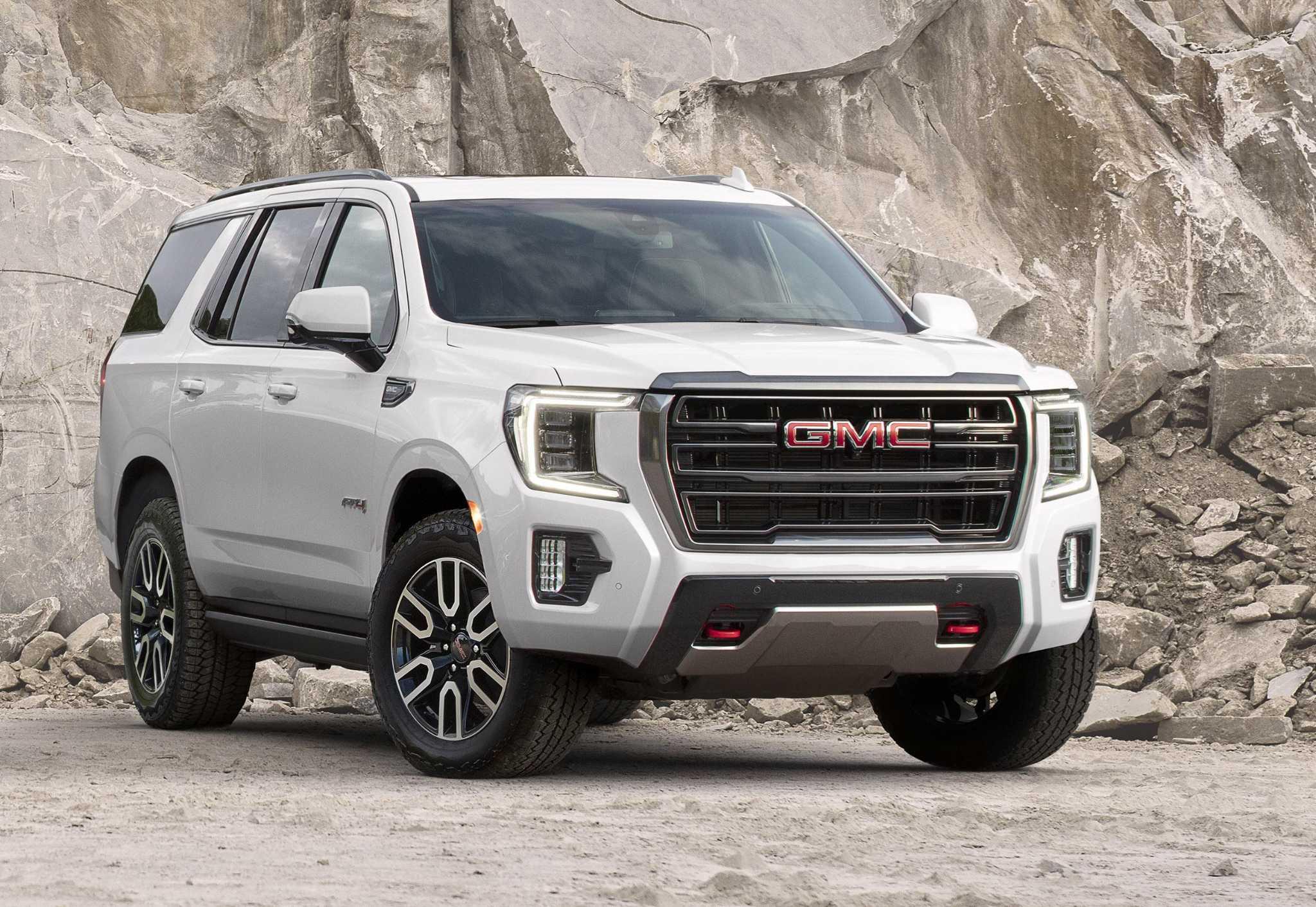 All-new Yukon 2021 SUV launches this summer - Houston ...