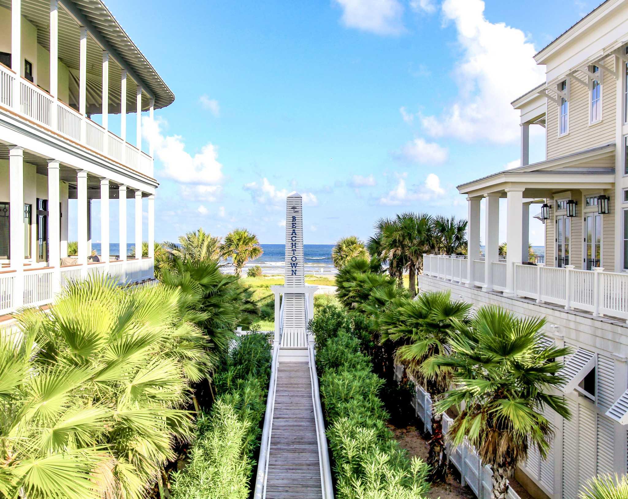 Beachtown offers walkable, timeless community in Galveston