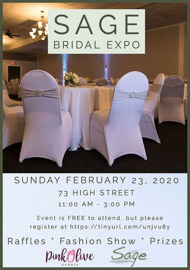 Sage will hold its first-ever Bridal Expo Photo: Contributed