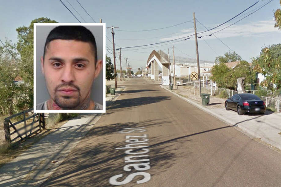 A man assaulted a woman following a domestic altercation, according to Laredo police. Photo: Courtesy